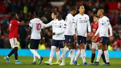Indosport - Pertanda kehancuran Liverpool dalam memburu gelar juara Liga Inggris musim 2019/20 ini nyatanya sudah mulai muncul.
