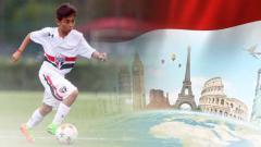 Indosport - Ilustrasi suka duka pemain Indonesia di luar negeri.