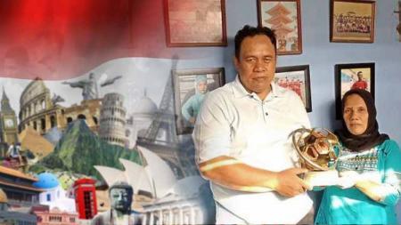 Kisah Para Orang Tua Pemain Indoneisa yang Ditinggal ke Luar Negeri - INDOSPORT