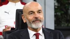 Indosport - Meski Ante Rebic mencetak hattrick, pelatih Stefano Pioli justru memuji Theo Hernandez usai AC Milan membantai Torino 7-0 di Serie A Italia.