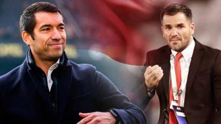 Giovanni van Bronckhorst bisa gantikan Simon Mcmenem sebagai pelatih Timnas Indonesia usai Kualifikasi Piala Dunia 2022? - INDOSPORT