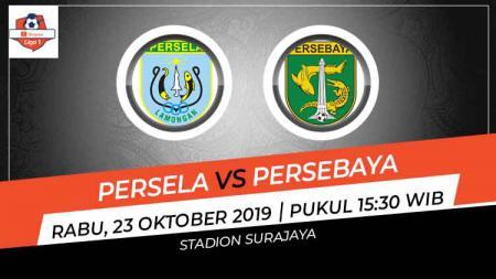 Persela Lamongan berhasil mengalahkan Persebaya Surabaya dalam pertandingan pekan ke-24 kompetisi sepak bola Shopee Liga 1 2019 yang digelar Rabu (23/10/19) sore di Stadion Surajaya, Lamongan. - INDOSPORT