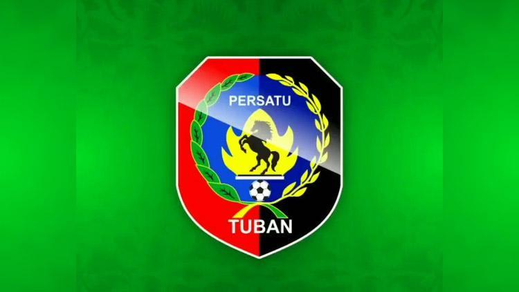 Logo Persatu Tuban. Copyright: Twitter/@PersatuFC