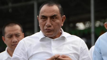 Pemerintah Provinsi Sumatera Utara (Pemprov Sumut) pimpinan Edy Rahmayadi siap mendukung penuh kepengurusan National Paralympic Committee (NPC) Sumut. - INDOSPORT