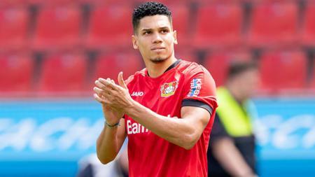 Paulinho, striker muda milik Bayer Leverkusen - INDOSPORT