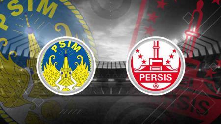 PSIM Yogyakarta vs Persis Solo. - INDOSPORT
