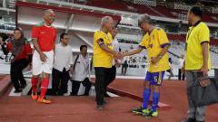 Indosport - Menteri Pekerjaan umum dan Perumahan Rakyat (PUPR) 2014-2019, Basuki Hadimuljono, punya kenangan indah di Stadion Utama Gelora Bung Karno (SUGBK).
