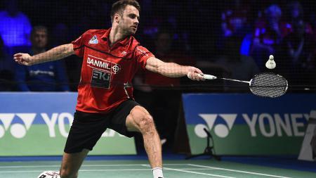 Siapa sangka kalau musuh Taufik Hidayat di final French Open 2010, yakni Joachim Persson kini harus menjalani hukum berat dari BWF? - INDOSPORT
