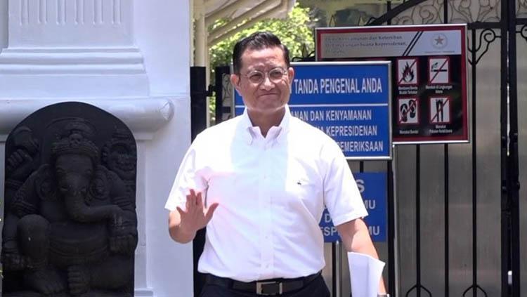 Juliari Batubara, mantan Ketum PP IMI 2003-2011. Copyright: Antara News