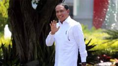 Indosport - Zainudin Amali mendapatkan mandat dari Presiden Joko Widodo untuk menaruh perhatian ke olahraga sepak bola setelah resmi jadi Menteri Pemuda dan Olahraga.