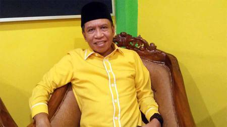 Menpora, Zainuddin Amali saat datang ke Istana Negara, Selasa (22/10/19). - INDOSPORT