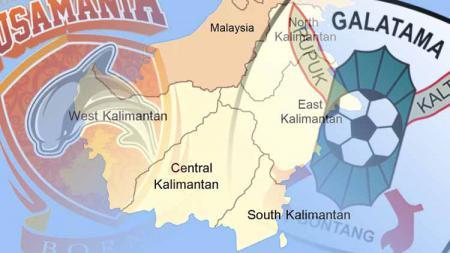 Borneo FC, gantikan PKT Bontang jaga gengsi Kalimantan di kasta tertinggi. - INDOSPORT