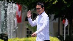 Indosport - Wishnutama Kusubandio secara resmi telah menjadi bagian kabinet dari Presiden Jokowi Widodo. Dirinya memiliki peran penting di Asian Games 2018.
