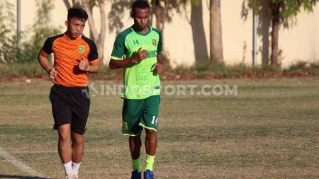 Persebaya Surabaya jelang pertandingan lawan Persela Lamongan di pekan ke-24 Shopee Liga 1 2019 punya kabar buruk. - INDOSPORT