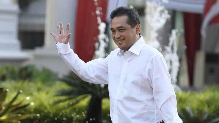 Agus Suparmanto (Menteri Perdagangan) Copyright: ANTARA FOTO/PUSPA PERWITASARI