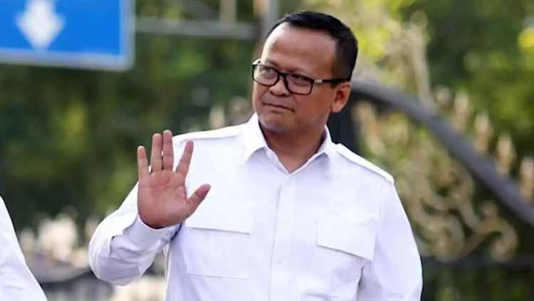 Edhy Prabowo (Menteri Kelautan dan Perikanan) Copyright: headtopics.com