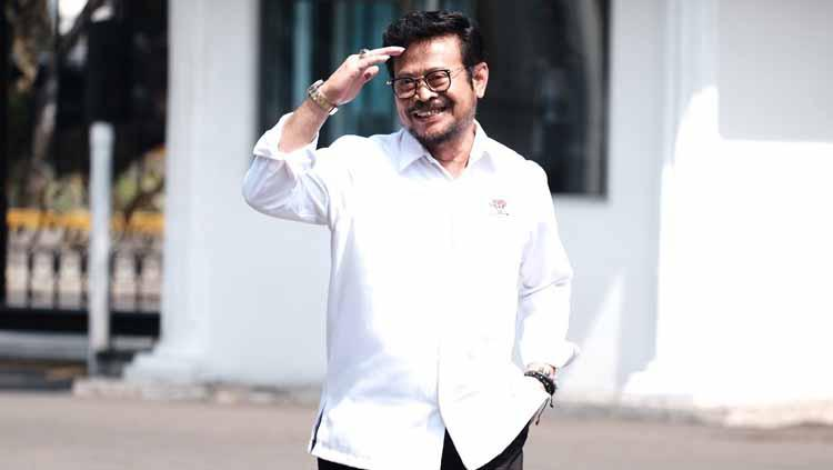Syahrul Yasin Limpo (Menteri Pertanian) Copyright: JP/Donny Fernando