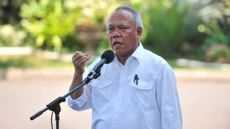 Basuki Hadimuljono (Menteri Pekerjaan Umum dan Perumahan Rakyat) - INDOSPORT