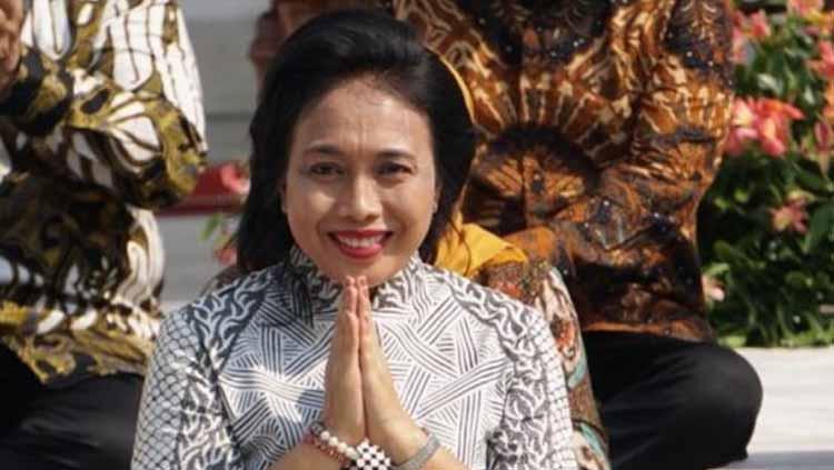 I Gusti Ayu Bintang Darmawati (Menteri Pemberdayaan Perempuan dan Perlindungan Anak) Copyright: Kevin S. Kurnianto/kumparan