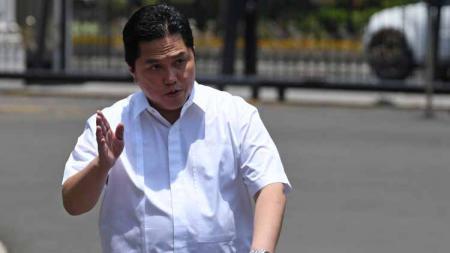 Legenda bulutangkis Indonesia, Joko Suprianto jagokan menteri BUMN, Erick Thohir menjadi Ketua Umum PP PBSI periode 2020-2024 menggantikan Wiranto. - INDOSPORT