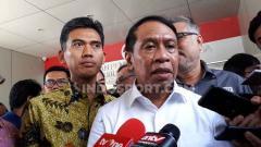 Indosport - Menpora baru periode 2019-2024 Zainudin Amali mendapat perintah langsung dari Presiden Joko Widodo untuk meningkatkan prestasi sepak bola nasional.