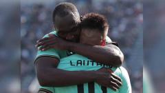 Indosport - Performa memuaskan, pelatih Inter Milan, Antonio Conte ungkap masa depan dua striker andalannya.