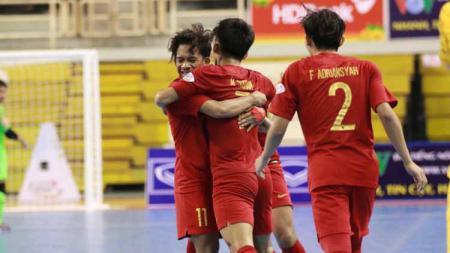 Timnas futsal Indonesia menerima kabar buruk karena AFC Futsal Championship 2020 di Kuwait resmi ditunda hingga tahun depan. - INDOSPORT