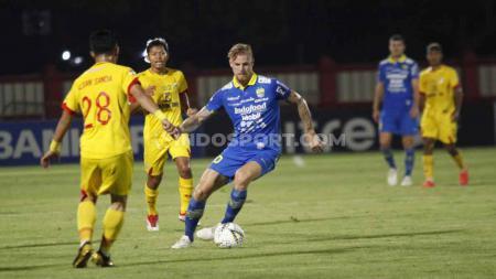 Bintang Eropa Ungkap Penyebab Van Kipersluis Gagal Bersinar di Persib Bandung. - INDOSPORT