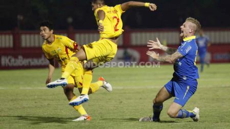 Seteleah klub Spanyol, CD Badajoz mendepak Kevin van Kippersluis, mereka kemudian mendatangkan eks penyerang Real Sociedad. - INDOSPORT