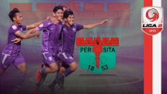 Indosport - Persita Tangerang masih memiliki peluang lolos ke semifinal Liga 2 2019, meski baru saja menerima hasil pahit kekalahan.