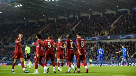 Berikut tersaji susunan starting XI terbaik Liga Champions musim lalu (2018-2019) berdasarkan voting lebih dari dua juta fans di seluruh dunia. - INDOSPORT