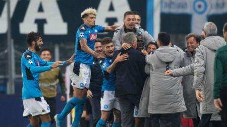 Berikut tiga pemain Napoli yang mungkin bisa menggagalkan Inter Milan raih kemenangan serta pertahankan posisi runner up Liga Italia 19/20. - INDOSPORT
