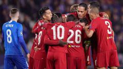 Indosport - Liverpool diprediksi tidak akan melaju ke fase gugur Liga Champions dan terlempar ke Liga Europa musim ini.