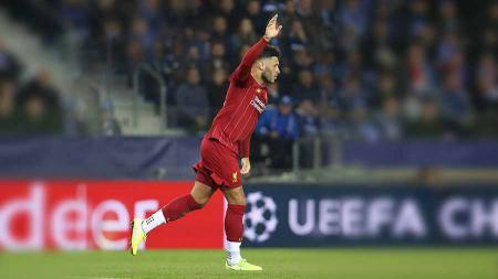 Pemain Timnas Inggris, Alex Oxlade-Chamberlian mengatakan keputusan tersulit dalam hidupnya ketia dia meninggalkan Arsenal untuk bergabung dengan Liverpool. - INDOSPORT