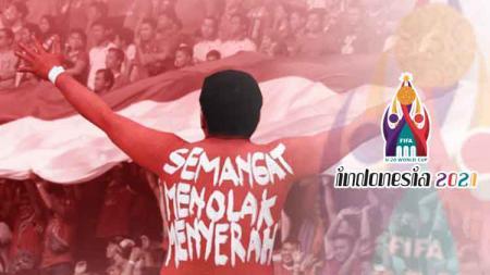 Indonesia jadi tuan rumah Piala Dunia U-20 tahun 2021. - INDOSPORT