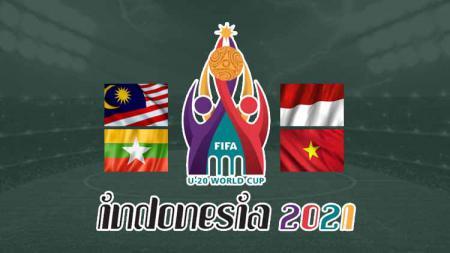 Indonesia jadi tuan rumah, melihat perjalanan tragis tim Asia Tenggara di Piala Dunia U-20. - INDOSPORT