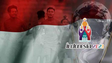 Piala Dunia U-20 2021 Indonesia. - INDOSPORT