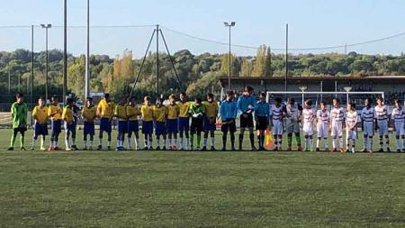 Bela tim Brasil dan tampil di turnamen Eropa, wonderkid Indonesia berhasil meraih kemenangan usai menang besar atas klub Swiss hingga setengah lusin gol lebih. - INDOSPORT