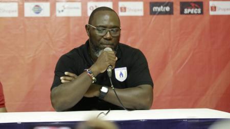 Pelatih klub Liga 1 Persipura Jayapura, Jacksen F. Tiago menyebutkan jika kondisi timnya saat ini sudah mengalami peningkatan drastis. - INDOSPORT