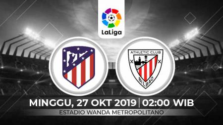 Prediksi Atletico Madrid vs Athletic Bilbao - INDOSPORT