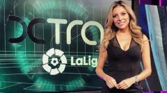 Indosport - Presenter LaLiga Spanyol, Eva Marcela.