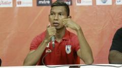 Indosport - Bek kiri Persipura Jayapura, Valentino Telaubun menuturkan timnya seharusnya menjadi pemenang saat menjamu Bhayangkara FC dalam lanjutan Shopee Liga 1 2019.