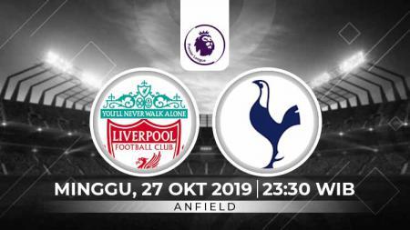 Prediksi Liverpool vs Tottenham Hotspur - INDOSPORT