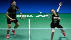 Indosport - Ganda putri Korea Selatan, Kim So-yeong/Kong Hee-yong.