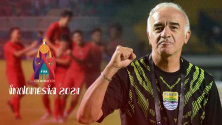 Mantan pelatih Persib Bandung, Mario Gomez bisa menjadi opsi terbaik untuk Timnas Indonesia U-19 di Piala Dunia U-20 2021. - INDOSPORT