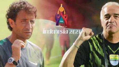 Luis Milla dan Mario Gomez, mana yang cocok untuk Timnas Indonesia U-19 di Piala Dunia U-20 2021? - INDOSPORT