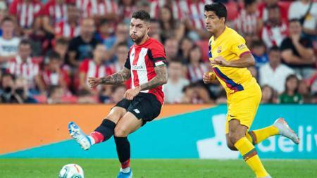 Bayern Munchen dikabarkan sedang mengincar bek Athletic Bilbao, Unai Nunez. - INDOSPORT