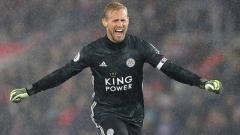 Indosport - Anak kiper legendaris dan juga kiper Leicester City, Kasper Schmeichel siap lakukan apa saja demi gabung Manchester United.