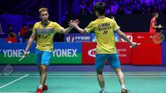 Indosport - Media China mempertanyakan apakah pasangan Kevin Sanjaya/Marcus Gideon masih bisa terus mendominasi ketika come back di kompetisi All England 2021?