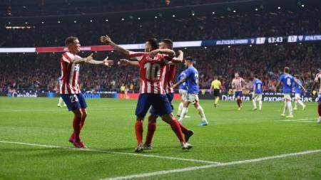 Atletico Madrid berpotensi harus cari pengganti Estadio Wanda Metropolitano kala ingin jamu Chelsea di leg pertama 16 besar Liga Champions. Kok bisa? - INDOSPORT